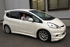 千葉県フィット中古車ご購入長谷川様